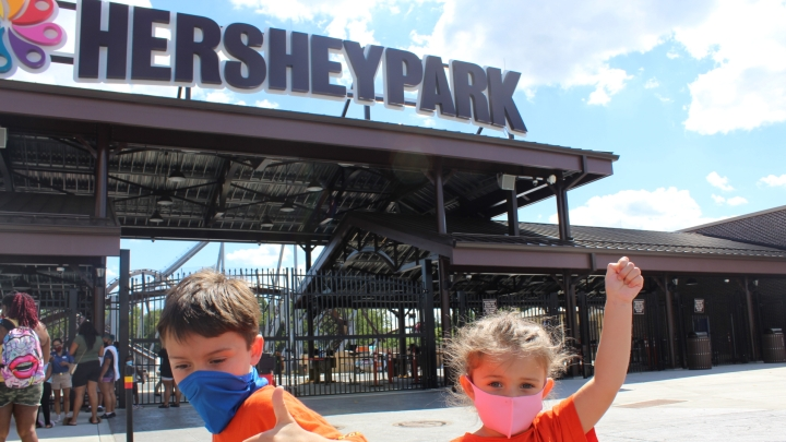 // our trip to hersheypark //