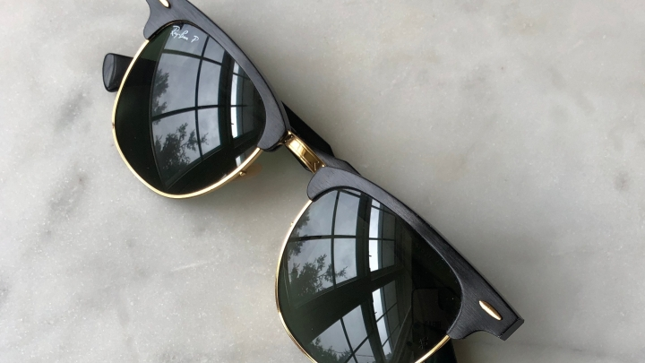 // clubmaster sunglasses collection //