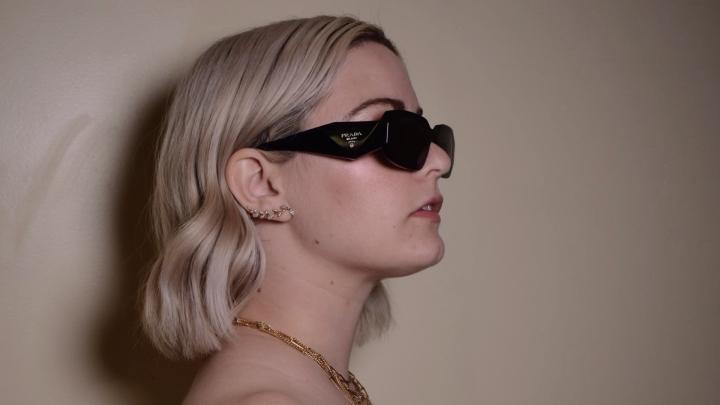 prada symbole sunglasses review + styleinspo